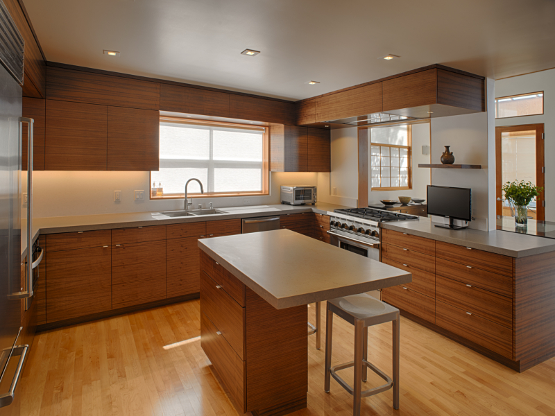 Contemporary Kitchens 01