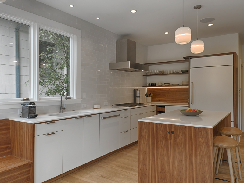 Contemporary Kitchens 13