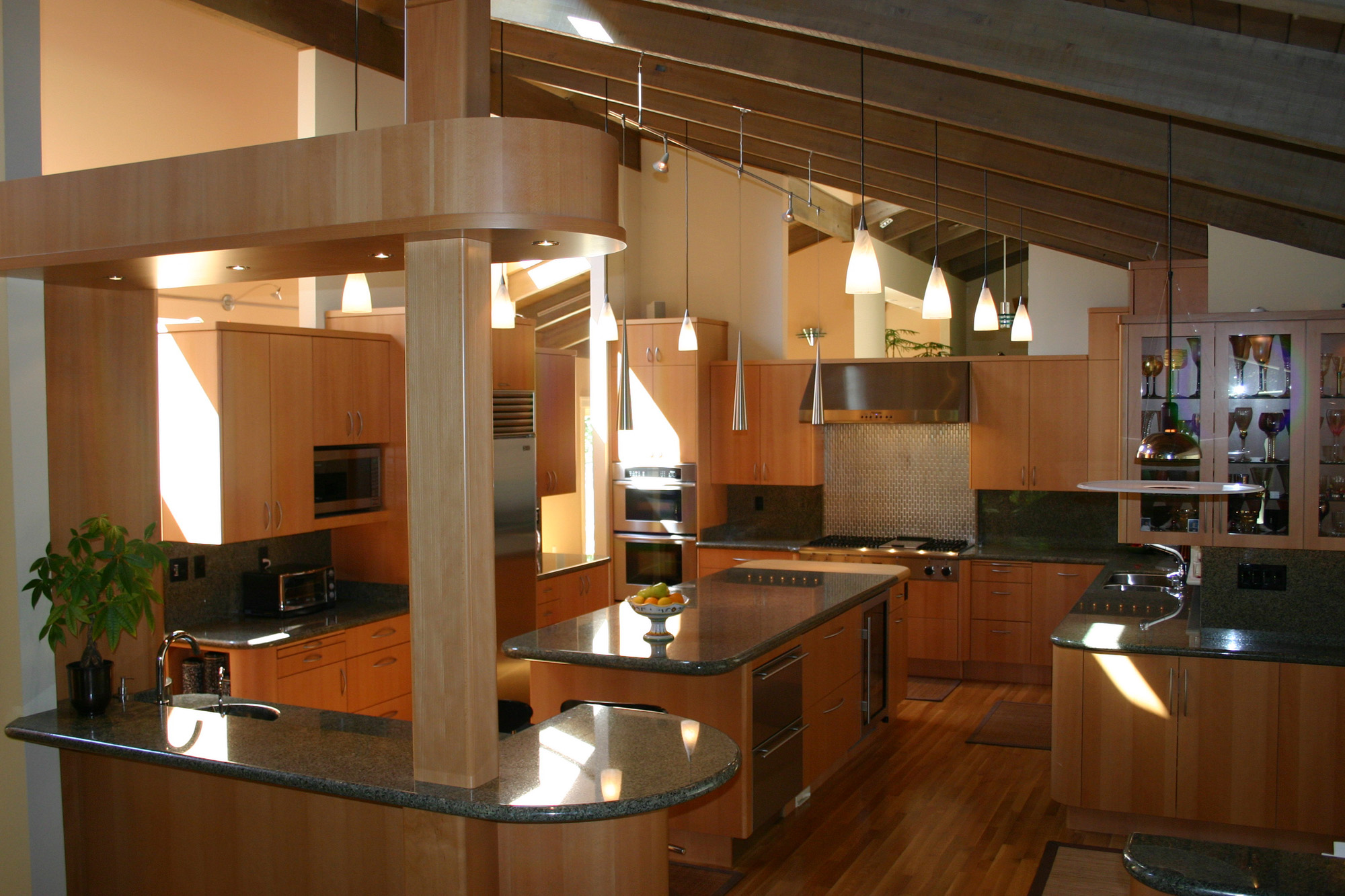 Contemporary Kitchens 09