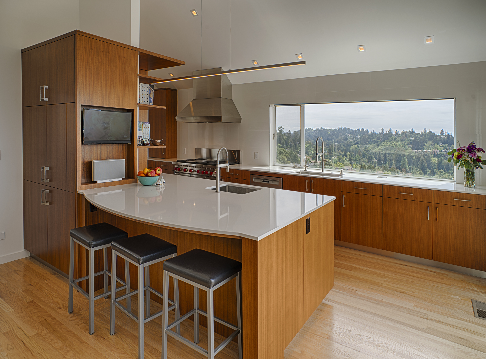Contemporary Kitchens  11
