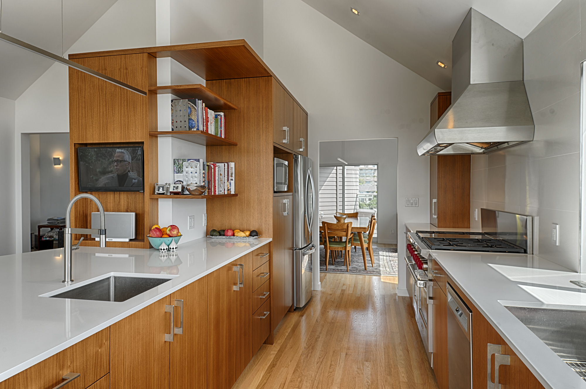 Contemporary Kitchens 12