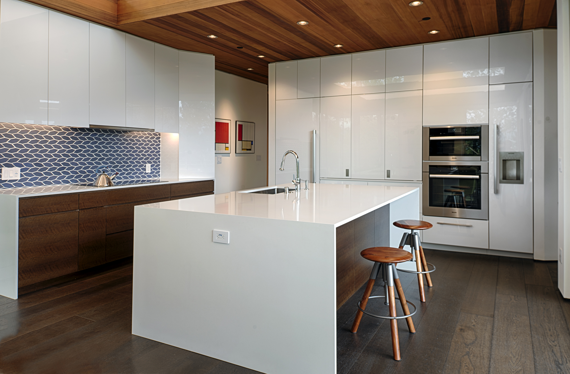 Contemporary Kitchens 18