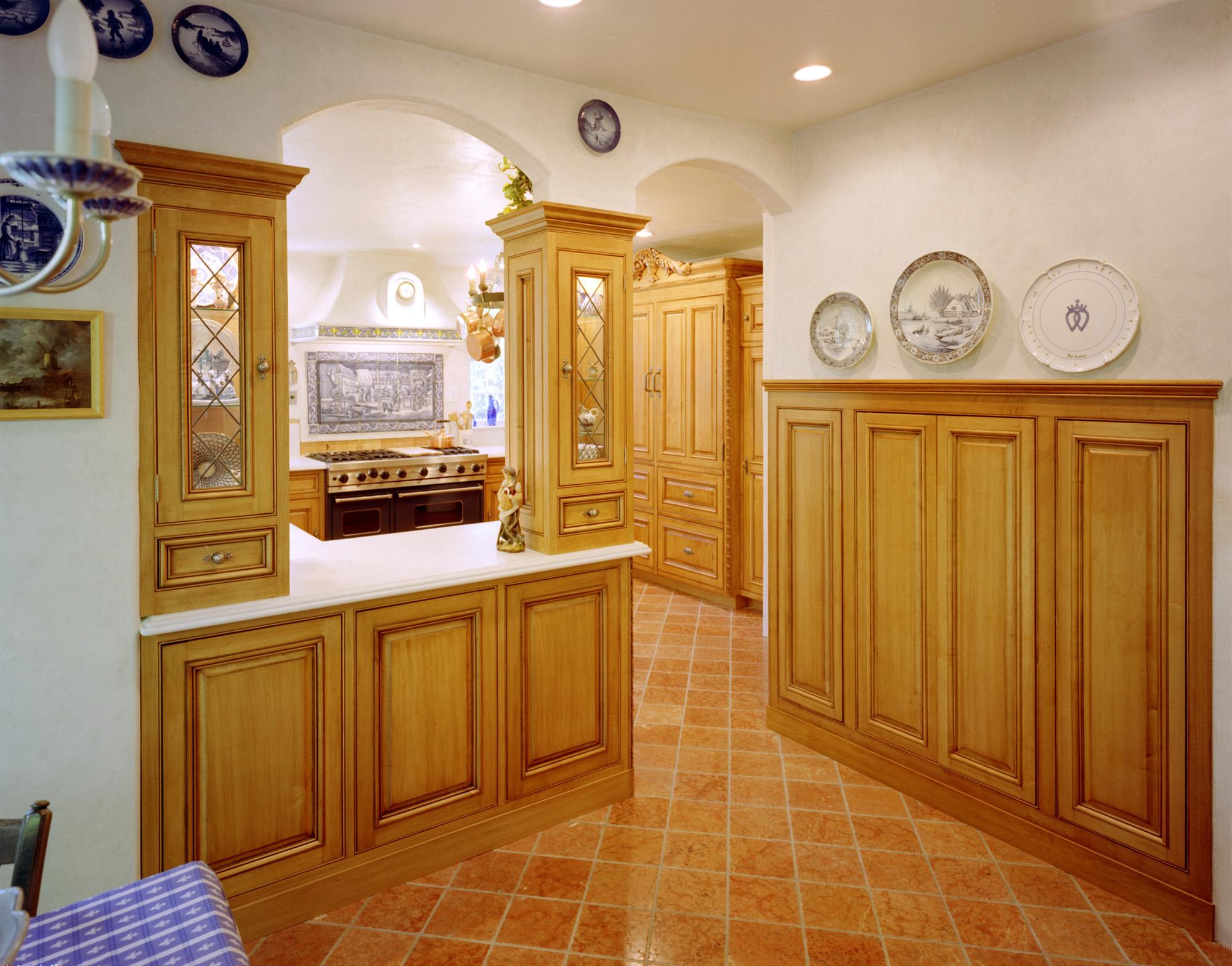 Traditional Kitchens 14