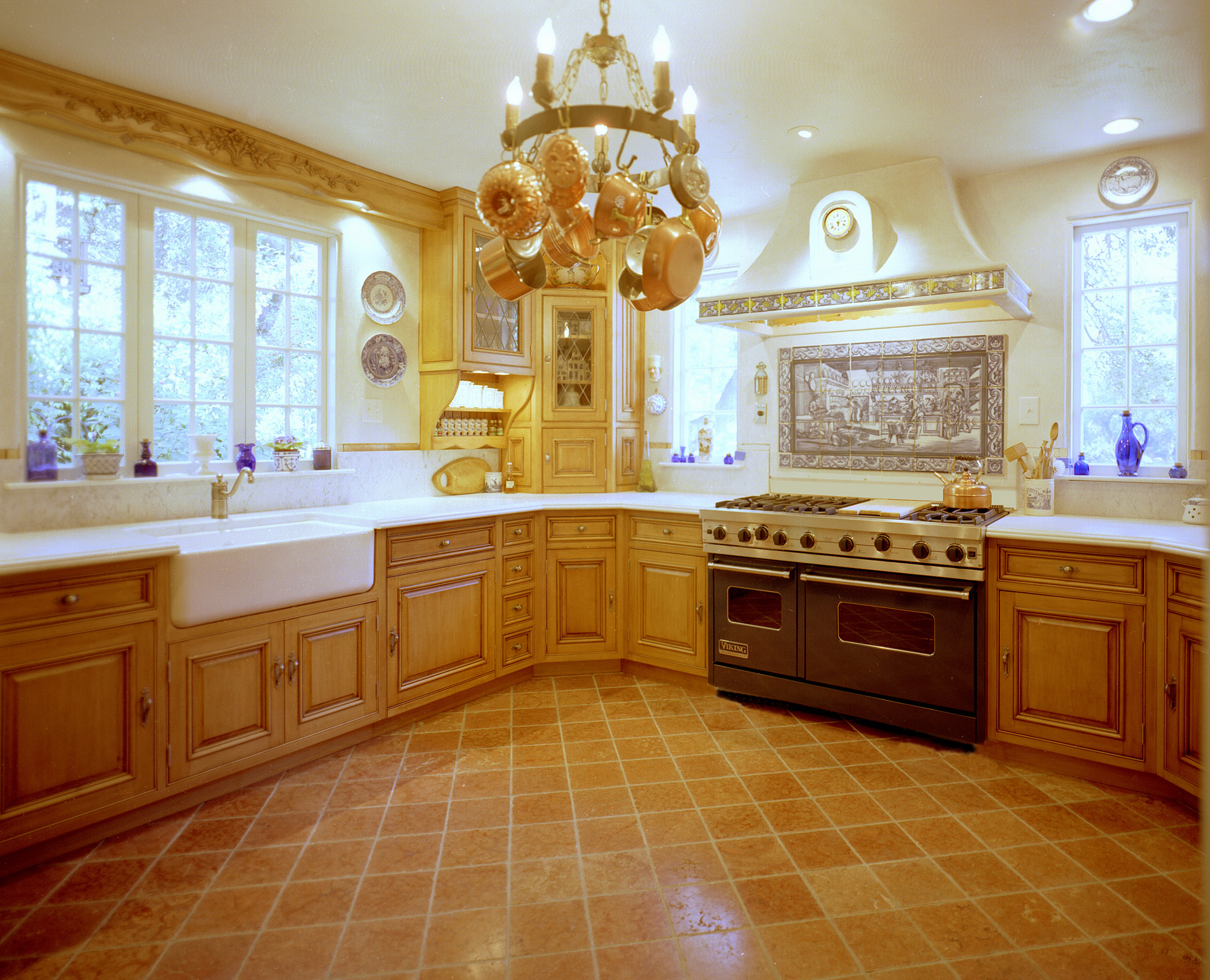 Traditional Kitchens 15