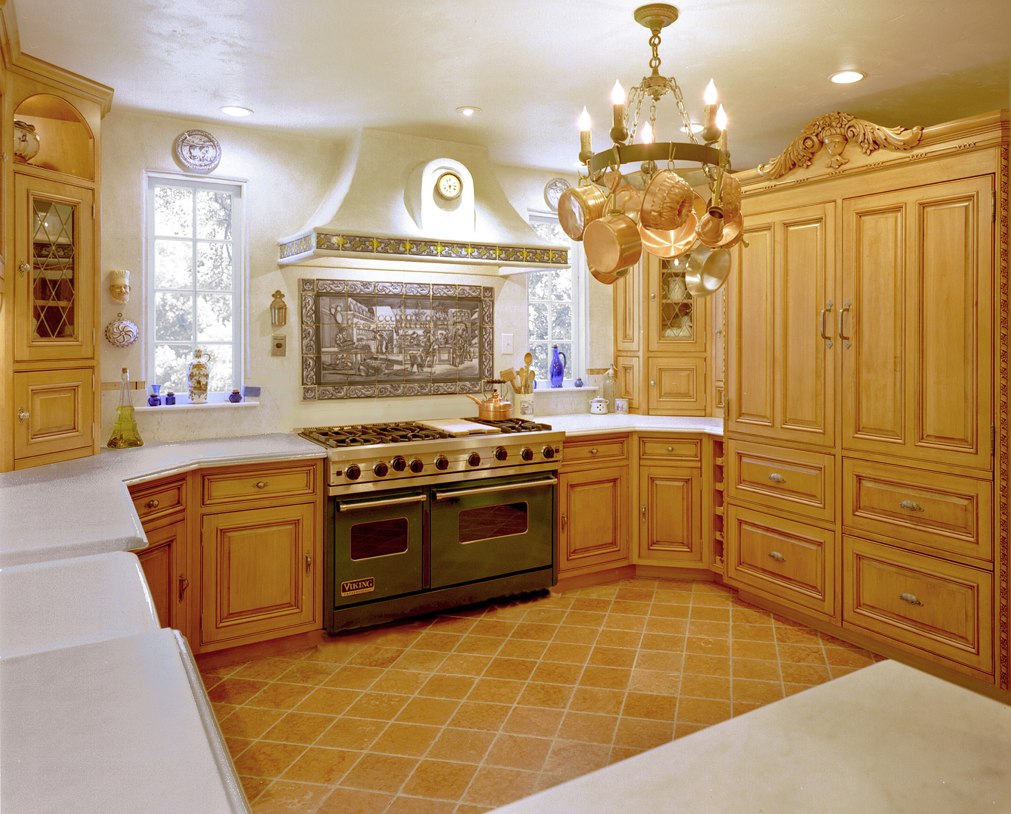 Traditional Kitchens 16